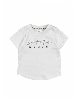 T-SHIRT LITTLE WOMAN