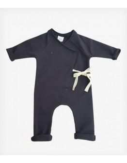 Baby romper blue