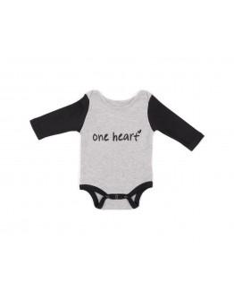 Baby body one heart