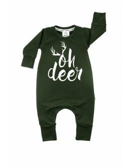Βaby Romper Oh Deer