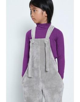 Fluwelen overall