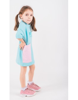 Dress with 2 pockets