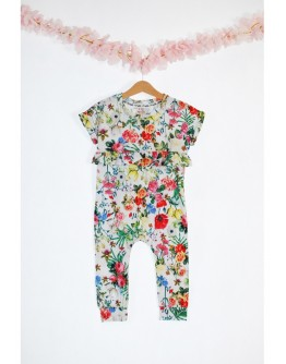 Βaby Romper SUMMER FLOWER