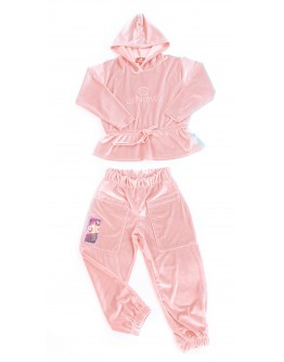 TROUSERS SET WITH T-SHIRT