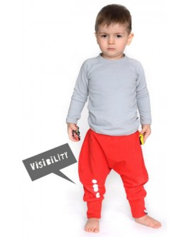 REFLECTIVE PANTS - RED