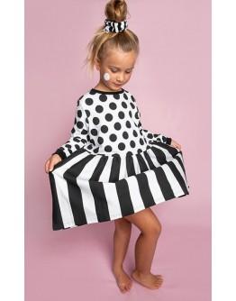 BLACK&WHITE - DRESS