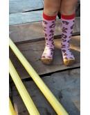 CHILDREN'S KNEE SOCKS - WILD