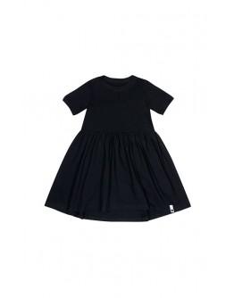 BASIC DRESS - BLACK