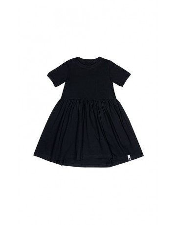 BASIC DRESS - BLACK