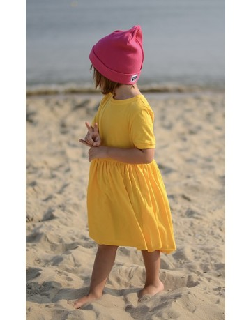 BASIC DRESS - YELLOW