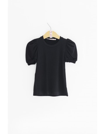 Flame short sleeve blouse