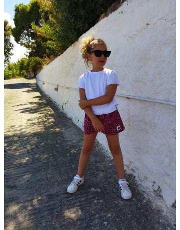 Little Star blouse Short sleeve