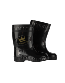 Royal Child Crown - Black