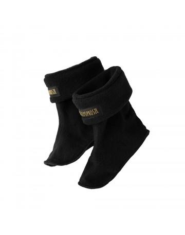 Black fleece undersuit