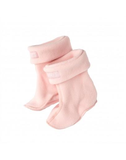 Pink  fleece undersuit